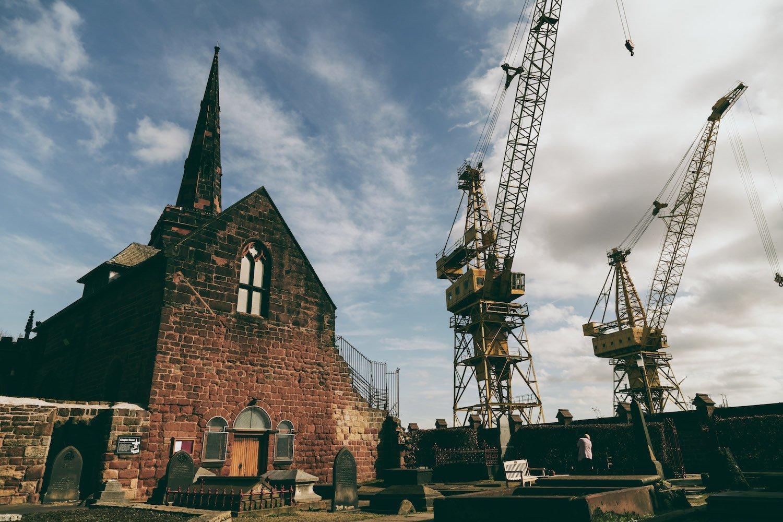 Birkenhead Priory Cammell Lairds - The Leftbank Soundtrack
